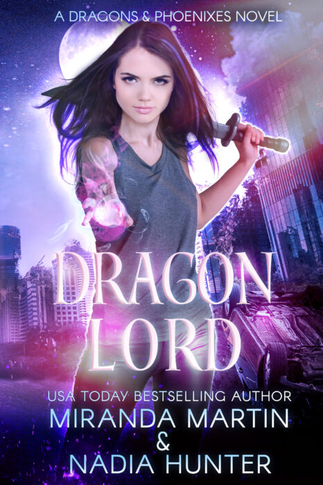 Cover for Dragon Lord: A Paranormal Urban Fantasy Shifter Novel (Dragons & Phoenixes Book 1)